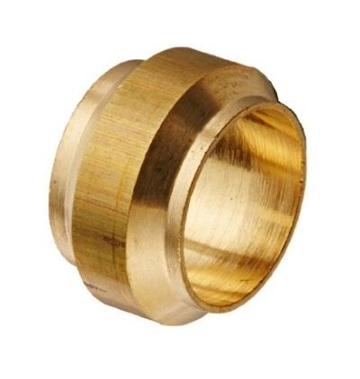 0124 - Legris tlakový mosazný zářezný prstýnek šroubení