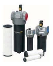 15-40-80CN - hydraulický středotlaký vratný filtr