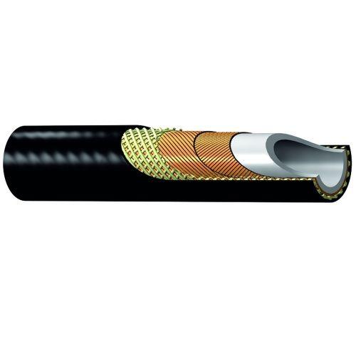 2370N\H - termoplastická POLYFLEX vysokotlaká víceúčelová hadice