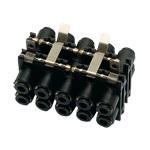 3300 - Legris nástrčné vícenásobné propojovací panelové moduly