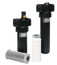 45M Eco - hydraulický středotlaký vratný filtr