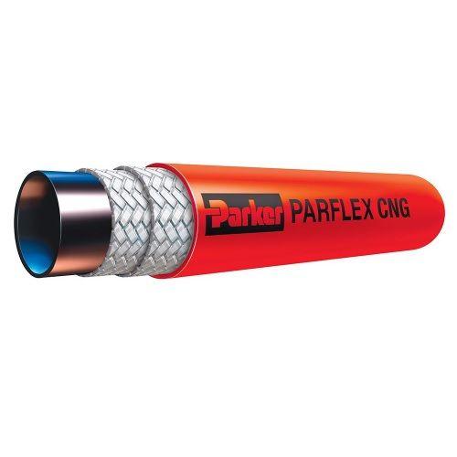 5CNG - termoplastická POLYFLEX speciální plynová hadice