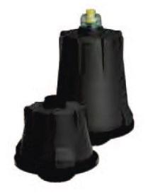 Vzduchové filtry na nádrž s indikátorem
