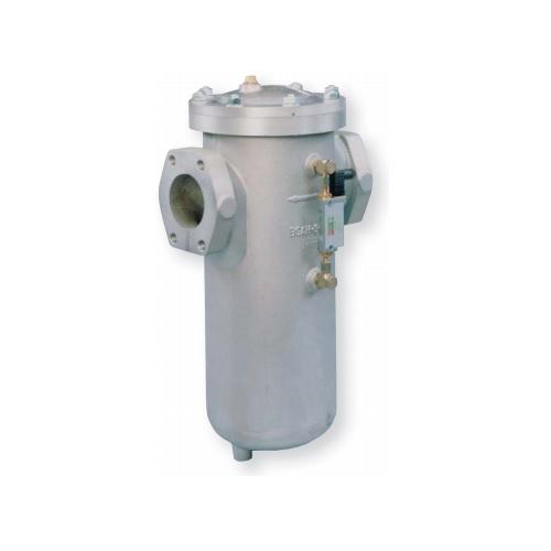 BGAH - hydraulický středotlaký vratný filtr do potrubí