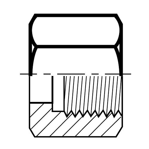 BML\BL - hydraulická matice O-Lok