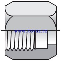 BTX - hydraulická matice Triple-Lok® 37°
