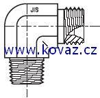 C3P4 - hydraulický 90°úhlový adaptér