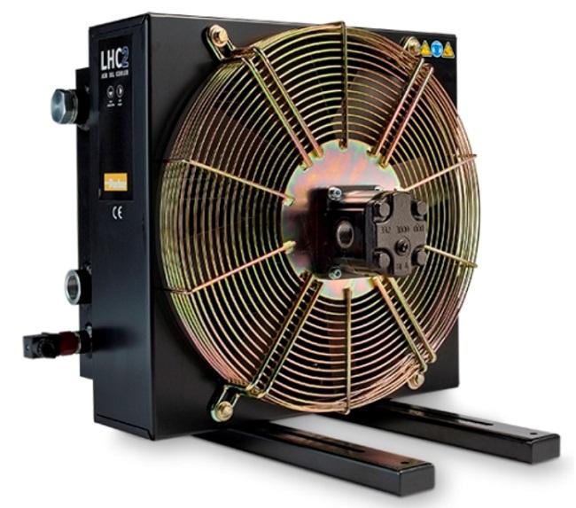 Vzduchové chladiče s hydromotorem