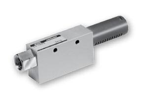 CV - vakuový generátor pro inline montáž