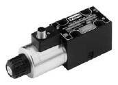 Hydraulické rozvaděče 24V - 8 Watt