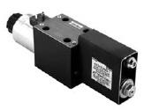 Hydraulické rozvaděče s indukčním snímáním poloh 205V