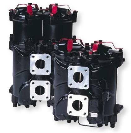 DF2035 - hydraulický dvojitý filtr Parker