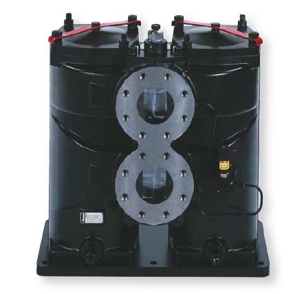 DF2050 - hydraulický dvojitý filtr Parker