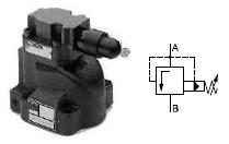 Tlakový pojistný ventil nepřímo řízený - DSDU