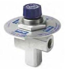 Odpojovací ventily k manometrům