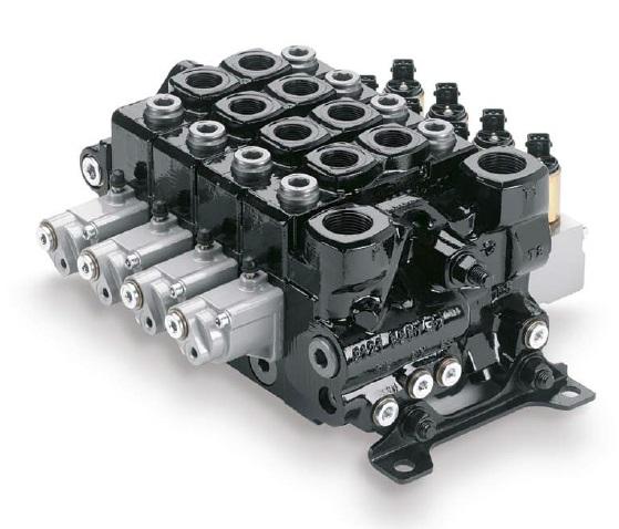 K170LS - řídící kontrolní směrový vícesekční rozvaděč ventilu