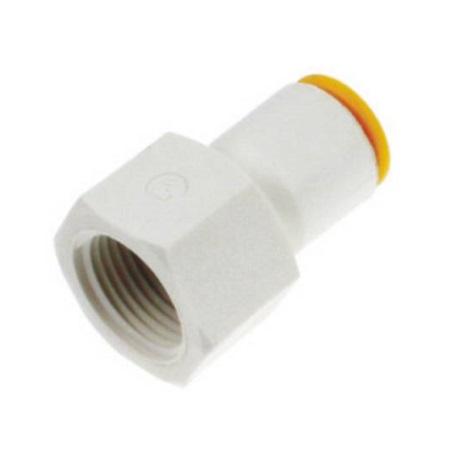 6333 - Legris nástrčné plastové ECO hrdlo šroubení