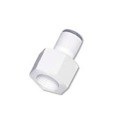 6352 - Legris nástrčné plastové šroubení s vnitřním závitem BSPP
