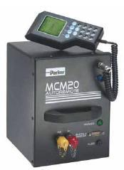Laserový monitorovací systém oleje MCM