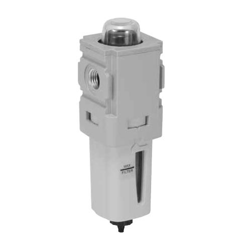 Koalescenční a adsorpční filtry pro úpravu vzduchu
