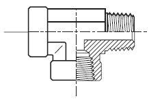 MRO - hydraulický EL adaptér
