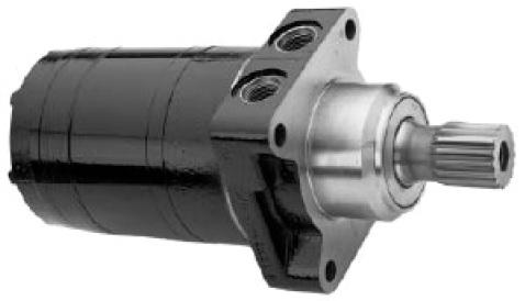 Orbitální hydromotory Parker TH