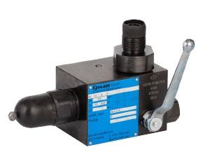 Bezpečnostní a uzavírací bloky k akumulátorům
