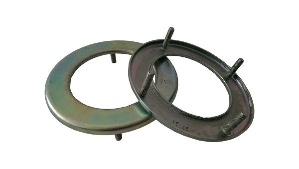 Opěrné kroužky pro vzduchové měchy