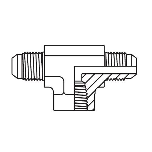 OTX - hydraulická ET spojka Triple-Lok® 37°