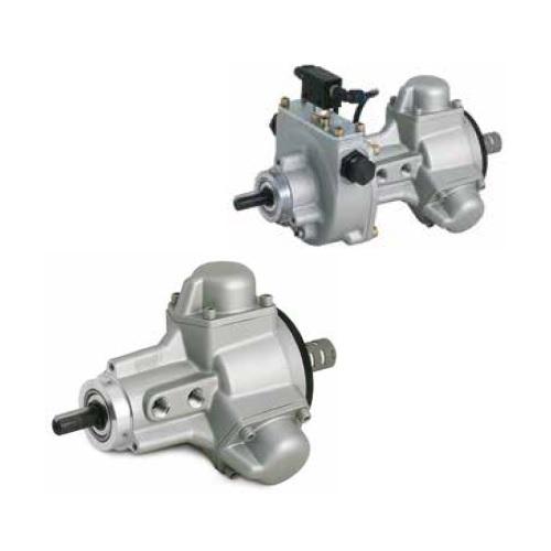 Pneumatické reverzní pístní motory P1V-P