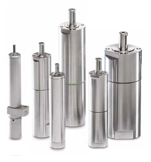 Pneumatické reverzní celonerezové vzduchové motory