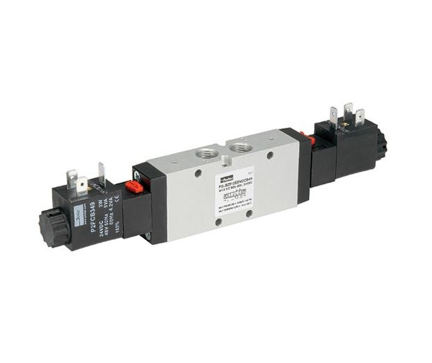 Pneumatické elektricky ovládané ventily P2L 22mm
