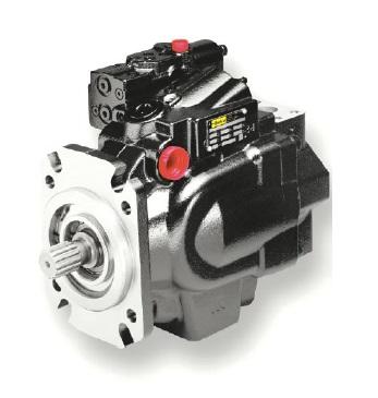 Pístová čerpadla s variabilním zdvihovým objemem Parker P2-P3