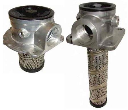 PT - hydraulické nízkotlaké vratné filtry Parker