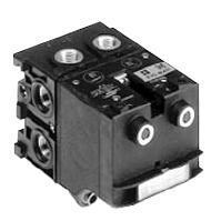 PVD-B - ventil ovládaný vzduchem\elektrickou cívkou