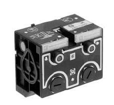 PVD-C - ventil ovládaný vzduchem\elektrickou cívkou