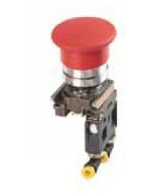 Pneumatické tlačítkové ventily