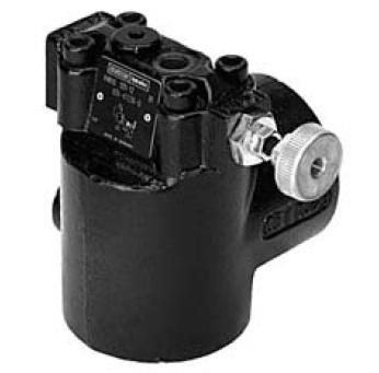 R4R - hydraulický nepřímo řízený redukční ventil