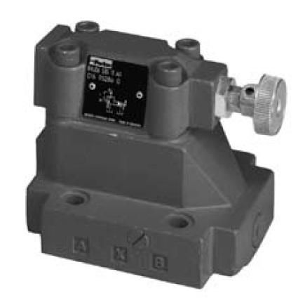 Odpojovací ventil RU4-R4S-R4R