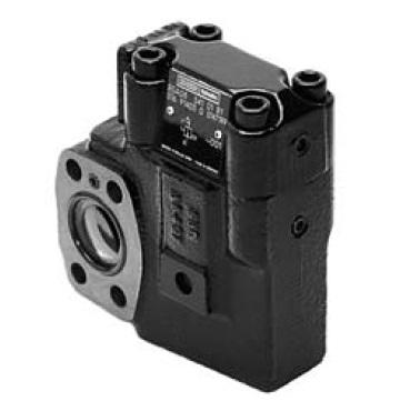R5A - hydraulické přímo řízené 2cestné tlakové kompenzátory