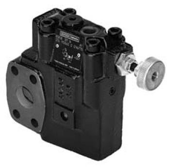 R5R - hydraulický nepřímo řízený tlakový redukční ventil