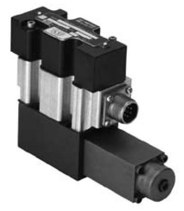 Proporcionální tlakový pojistný ventil přímo řízený RE06M_T
