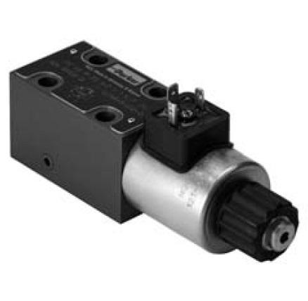 Proporcionální tlakový pojistný ventil přímo řízený RE06M_W