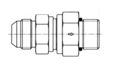 RHZ5OMXS - hydraulický jednosměrný zpětný ventil