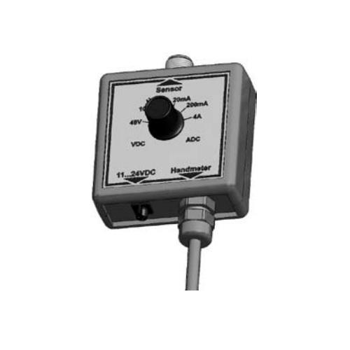 Převodník signálu pro připojení mobilního měřícího zařízení SCMA
