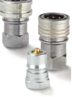 Hydraulická průmyslová rychlospojka Parker IB