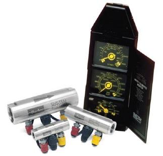 Digitální a analogový monitorovací zařízení System 20