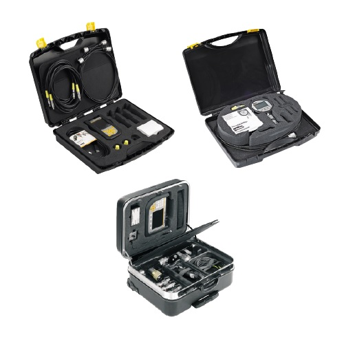 Přenosné kufry pro měřící zařízení SensoControl