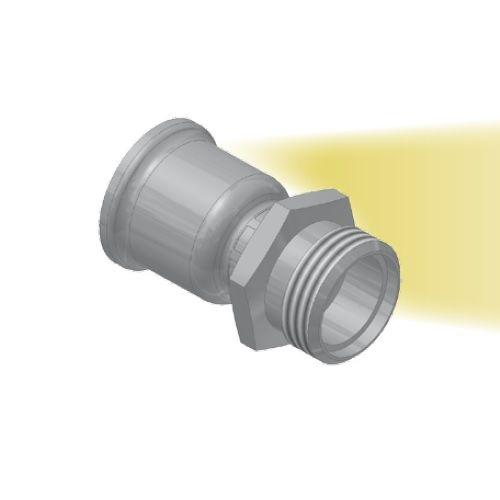 T1 - koncovka nízkotlaká hrdlo přímé pro chladící obvody