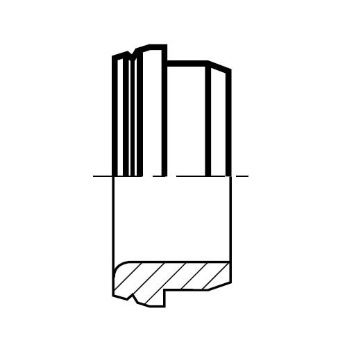 TPL - hydraulická přítlačná objímka O-Lok